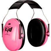 Peltor Djecje zaštitne slušalice Peltort Kid h510AK-442-RD, neonsko ružicasta, 27 dB, 1 komad