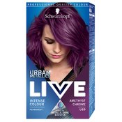 Live color xxl U69 ametist ljubicasta farba za kosu