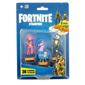 Fortnite figura-žig u blisteru 3pk Ass.