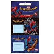 Etikete za zvezke Spiderman 2