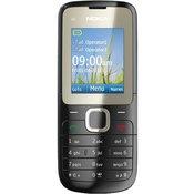 Mobilni telefon DualSIM Nokia C2-00 Jet Black