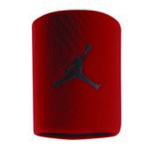 NIKE JORDAN JUMPMAN WRISTBANDS GYM RED/BLACK AC4094-605