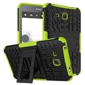 Robusten TPU ovitek/etui/ovitek Tough za Samsung Galaxy Tab A 7.0 - zelen