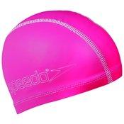Speedo Pace Cap Brights Junior, otroška plavalna kapa, roza