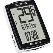 Sigma Računalo za bicikl BC 16.16 Sigma kabelski prijenos sa senzorom za kotače