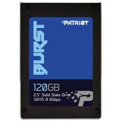 PATRIOT ssd disk BURST 120GB 3D NAND