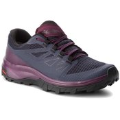 Salomon Outline GTX W Graphite/Potent Purple 4,5