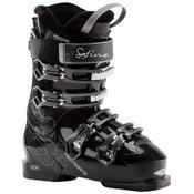 TECNOPRO ženski smučarski čevlji SAFINE PEARL 60, črna