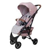 FREEON otroški voziček Lux, premium roza