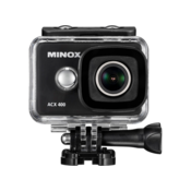 MINOX ACX 400 WiFi Action Camera 14 MP 1/23 4k@25 fps ISO 100-200 2 TFT LCD IP68 WiFi f/2,8 80405426