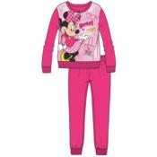 Disney by Arnetta dívcí pyžamo Minnie 116 tamno plava
