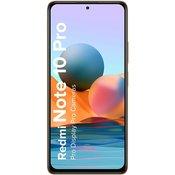 Xiaomi Redmi Note 10 Pro 128GB mobilni telefon 6.67 Octa Core Snapdragon 732G 6GB 128GB 108Mpx+8Mpx+5Mpx+2Mpx Dual Sim bronzani