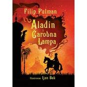 Filip Pulman ALADIN I CAROBNA LAMPA