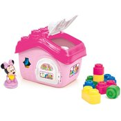 Soft Building Blocks Clementoni Clemmy Baby Minnie Home Sweet Home CL 14532