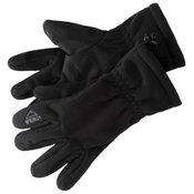 McKinley NEW CEN GLOVE, moške pohodne rokavice, črna