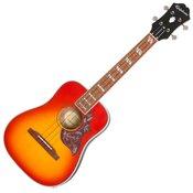 Epiphone Ukulele Hummingbird Outfit FCS tenor ukulele