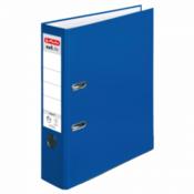 HERLITZ registrator MaX.File protect - 5480405 (Plavi) Široki, 80 mm, Plava