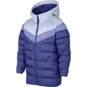 Nike B NSW JACKET FILLED, decja jakna, plava