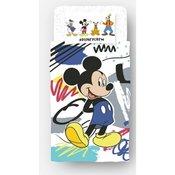 Posteljina Disney Mickey 140x200