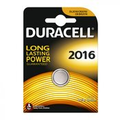 Duracell dugmasta baterija CR2016 DUR-CR2016/BP1