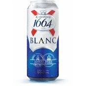 Pivo kronenburg blanc 0.5l lim