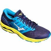 MIZUNO moški tekaški čevlji WAVE PRODIGY 2, modri-sivi