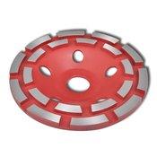 VIDAXL diamantni brusilni disk dvojni 180 mm