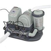 Kartušna črpalka Intex z generatorjem klora, kapacitete 4542 l/h