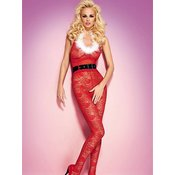 Bodystocking Fiery Xmas