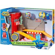 Super Wings New York Playset Jerome TW710820