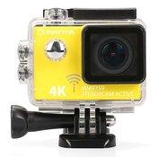 Aktivna športna kamera MANTA MM9359 Premium STEADYCAM ACTIVE, Premium, 4K-UHD,WiFi, Stabilizator