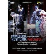 MASCAGNI:CAVALLERIA/LEONCAVALLO:PAGLIACI DVD