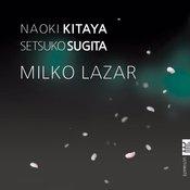 MILKO LAZAR WORKS FOR SOLO HARPSICHORD AND BOOLIGATO VIOLI/KITAYA/SUGITA