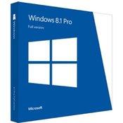 Windows 8.1 Professional, electronic certificate (ESD) 32/64 bit