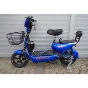 Elektricni bicikl Model HY plava