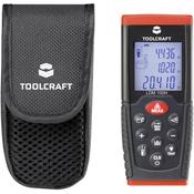 TOOLCRAFT TOOLCRAFT LDM100H laserski uredaj za mjerenje udaljenosti, mjerno podrucje (maks.) 100 m kalibriran prema tvornickom standardu