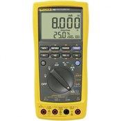 Fluke Rucni multimetar digitalni Fluke 789/EUR kalibriran prema: DAkkS izlaz procesne struje CAT III 1000 V, CAT IV 600 V prikazan bro