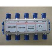 Odcepnik 8-vejni 5-2400 Mhz 20 dB