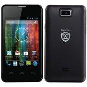 PRESTIGIO mobilni telefon MULTIPHONE PAP3350 DUO crni