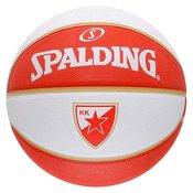 KK Crvena Zvezda Spalding košarkarska žoga