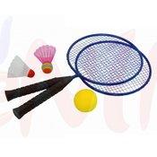 Badminton set Hudora Fun
