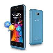 Mobilni telefon Smart Vivax Fun S4012 White