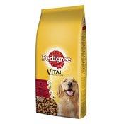 PEDIGREE hrana za pse ADULT GOVEDINA I PERADI 15kg