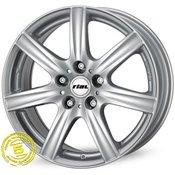 Rial platišča x100 ET38 6.5x15 RIAL DAVOS srebrna 63.3 ( Honda. Opel. Nissan. Seat. Fiat. Toyota. Suzuki. Chrevrolet. Dacia. Hyundai. Kia )