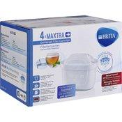 Brita Kartuša filtra Brita Maxtra + 4er Pack 075262 Bela