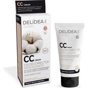 Delidea CC krema - color korektor - 50 ml