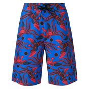 Kenzo-classic swim shorts-men-Blue