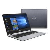 ASUS X507UA-EJ1055 PN4417U/4GB/256GB/UHD620/EndOS