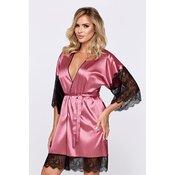 Ženska halja Escora rosa, roza