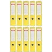 Arhivar QBO A4/50 (žuta), samostojeći, 10 komada